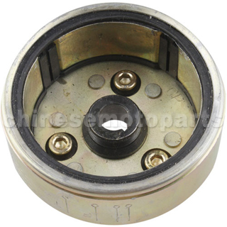 4 Magneto Rotor for 50cc-125cc ATV, Dirt Bike & Go Kart