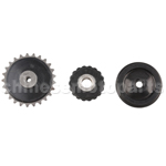 Three Direction Sprocket for 50cc-125cc Kick Start & Electric St
