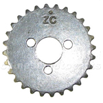 Timing Driven Sprocket for 50cc-125cc ATV, Dirt Bike & Go Kart
