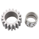 17-Teeth Driving Gear for 50cc-125cc ATV, Dirt Bike & Go Kart