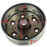 18 Magneto Rotor for 250cc Linhai Yamaha Water Cooled Engine