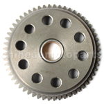 8-Pole Over-running Clutch Gear for CB250cc Water-cooled ATV, Dirt Bike & Go Kart