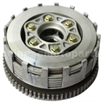 Clutch Assembly for CB250cc Air-cooled ATV, Dirt Bike & Go Kart