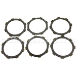 Clutch Plate Set for CG200cc Air-cooled ATV, Dirt Bike & Go Kart