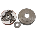 Automatic Transmission Clutch Assy for 50cc-125cc ATV, Dirt Bike & Go Kart