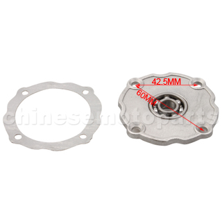 Explosion-proof Clutch End Cap for 50cc-125cc ATV, Dirt Bike & Go Kart
