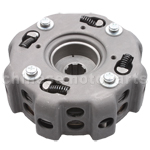 18 Teeth Explosion-proof Clutch for 50cc-125cc ATV, Dirt Bike & Go Kart