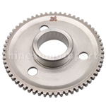 Over-running Clutch Gear for GY6 125cc-150cc ATV, Go Kart, Moped & Scooter