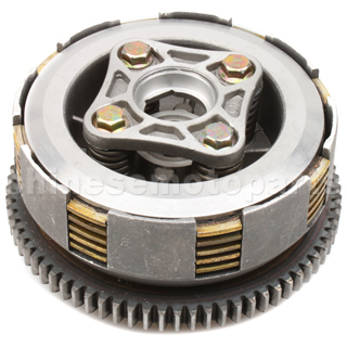 Clutch for CG 125cc-200cc Air-cooled ATV, Dirt Bike & Go Kart