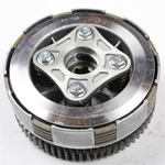 Clutch for Lifan 140 engine