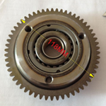 57 tooth overriding starter clutch assembly for 250cc air cooled engine