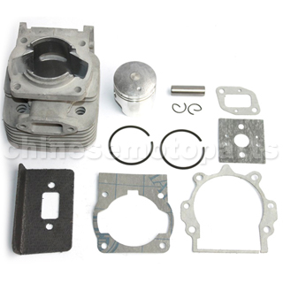 Cylinder Assy for 2-stroke 49cc(44-5) Pocket Bike