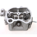 Cylinder Head Assembly for CG250cc Water-cooled ATV, Dirt Bike