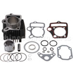 Cylinder Body Assembly for 110cc ATV, Dirt Bike & Go Kart