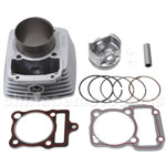 Cylinder Body Assembly for CG250cc Air-cooled ATV, Dirt Bike & Go Kart