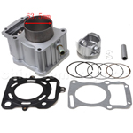 Cylinder Body Assembly for CG200cc Water-cooled ATV, Dirt Bike & Go Kart