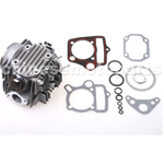 Cylinder Head Assembly for 50cc ATV, Dirt Bike & Go Kart