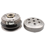 Driven Wheel Assy for GY6 50cc Moped