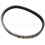 Gates 856*23 Belt for YAMAHA 250cc Water-cooled ATV, Go Kart, Moped & Scooter