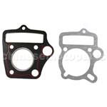 Cylinder Gasket for 50cc ATV, Dirt Bike & Go Kart