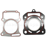 Cylinder Gasket for CG200cc Water-Cooled ATV, Dirt Bike & Go Kart