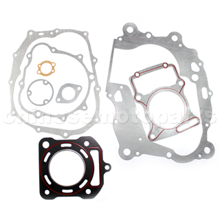 Complete Gasket Set for CG250cc Water-Cooled ATV, Dirt Bike & Go Kart