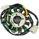 11-Coil Magneto Stator for 150cc-200cc ATV & Dirt Bike