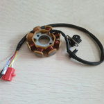 8-Coil DC-Magneto Stator for GY6 50cc Moped & Scooter