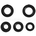 O-Oil Seal Set for 50cc-125cc ATV, Dirt Bike & Go Kart