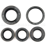 Oil Seal for GY6 125cc-150cc ATV, Go Kart, Moped & Scooter