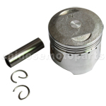 Piston for 70cc ATV, Dirt Bike & Go Kart