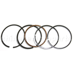 Piston Ring Set for GY6 50cc Moped