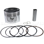 Piston Assembly for CG 150cc ATV, Dirt Bike & Go Kart