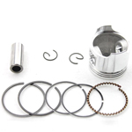 Piston Assembly for 50cc ATV, Dirt Bike & Go Kart