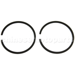 Piston Ring for 2-stroke 43cc(40-5) Pocket Bike