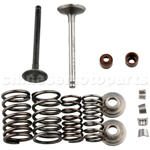 Valve Assembly for CG200cc ATV, Dirt Bike & Go Kart