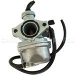 KEIHIN 22mm Carburetor of High Quality with Hand Choke for 125cc ATV,Dirt Bike & Go Kart