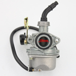 19mm Carburetor with Cable Choke for 110cc ATV, Dirt Bike & Go Kart