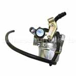 KEIHIN 19mm Carburetor with Cable Choke for 110cc ATV, Dirt Bike & Go Kart