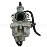 KEIHIN 26mm Carburetor of High Quality with Hand Choke for 125cc ATV, Dirt Bike & Go Kart