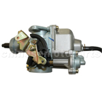 KEIHIN 30mm Hand Chock Carburetor of High Quality with Acceleration Pump for 200cc-250cc ATV, Dirt Bike & Go Kart
