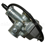KUNFU 27mm Carburetor of High Quality with Hand Choke for CG/CB 150cc ATV, Dirt Bike & Go Kart