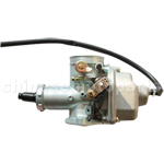 KUNFU 30mm Carburetor of High Quality with Hand Choke for CG/CB 200cc-250cc ATV, Dirt Bike & Go Kart