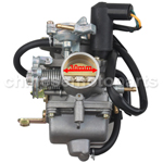 KUNFU 30mm Carburetor of High Quality for CF250cc ATV, Go Kart, Moped & Scooter