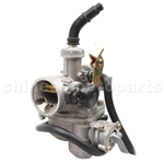19mm Cable Choke Carburetor with Oil Switch for 50cc-110cc ATV, Dirt Bike & Go Kart