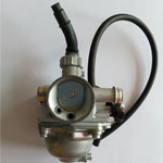 MIKUNI 19mm Carburetor with Right Hand Choke for 50cc-110cc ATV, Dirt Bike