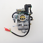 30mm Carburetor for GY6 250 CF250 Water-cooled ATV Go Kart Scooter Moped