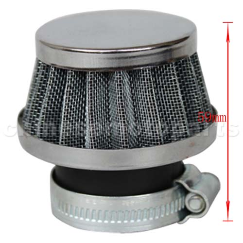 35mm Air Filter for 50cc-110cc ATV & Dirt Bike