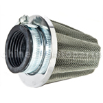 38mm Stainless Steel Wire Air Filter for 50cc-250cc Dirt Bike & Motorcycle