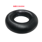 Inner Tube Tire 3.50/4.00-6 350/400-6 Wheelbarrow Rubber Valve 6""